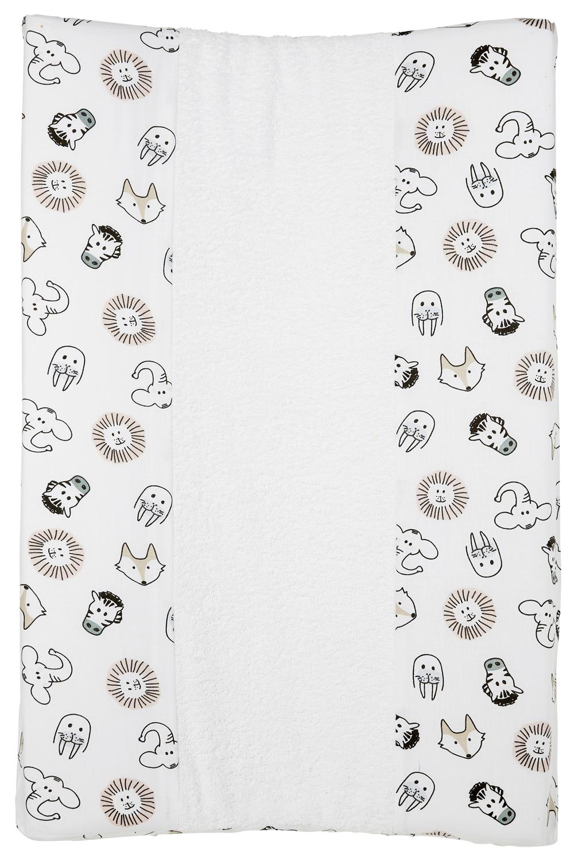 Aankleedkussenhoes Animal - 50x70cm