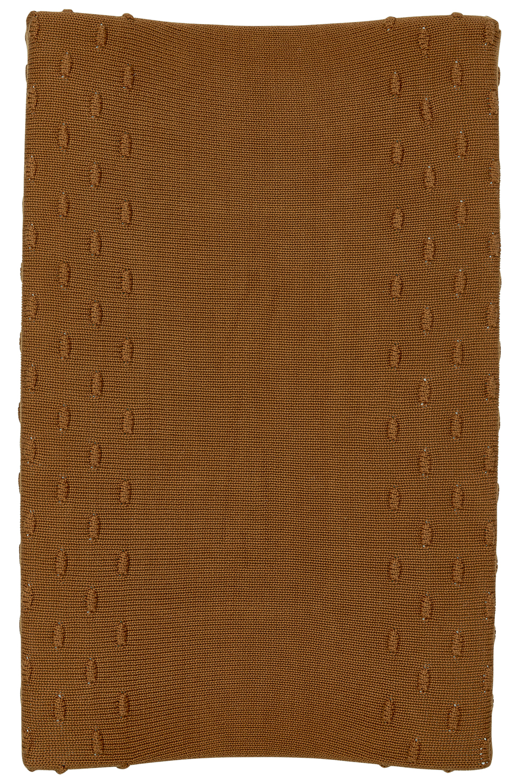 Aankleedkussenhoes Knots - Camel - 50x70cm