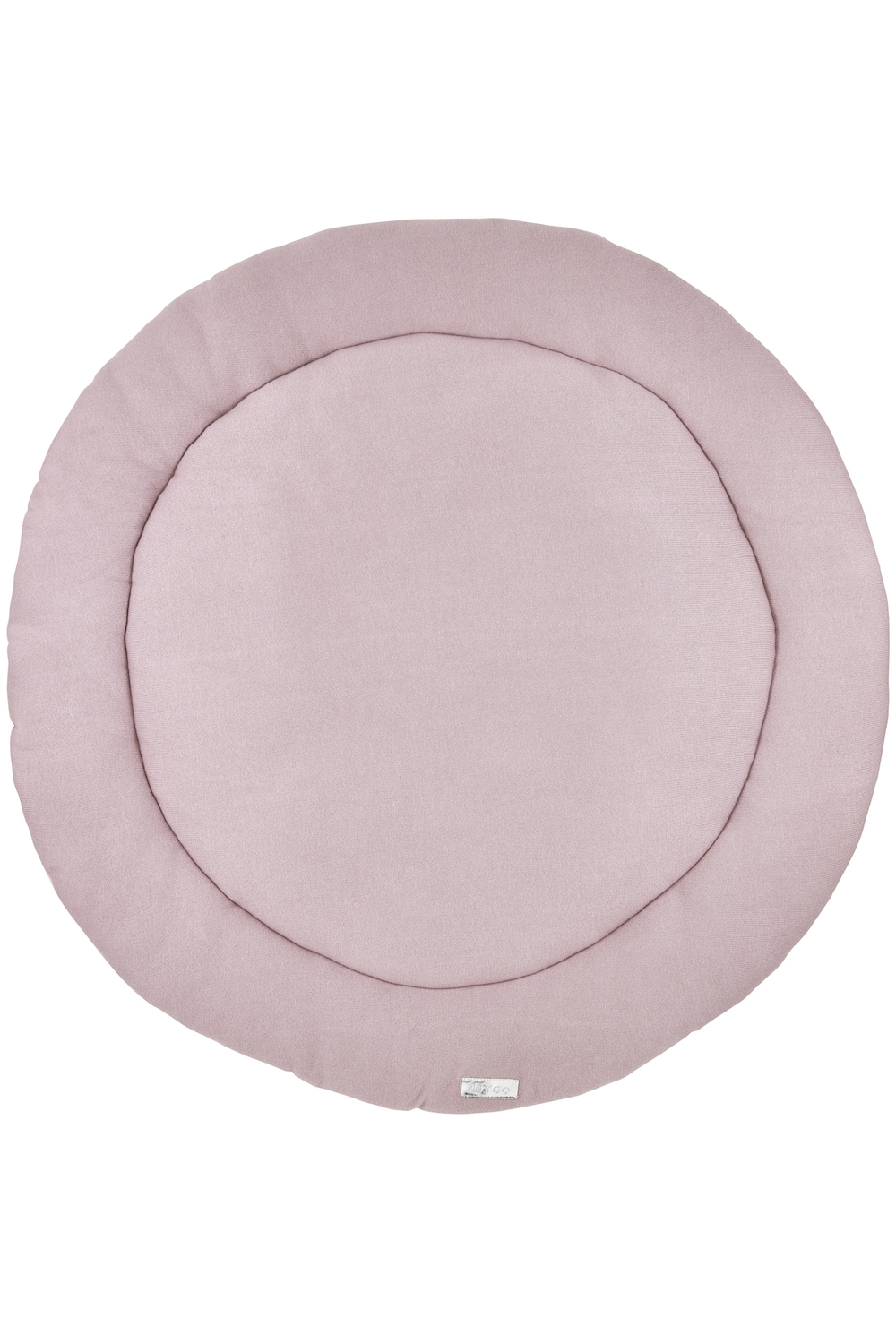 Boxkleed Rond Knit Basic - Lilac - 95cm