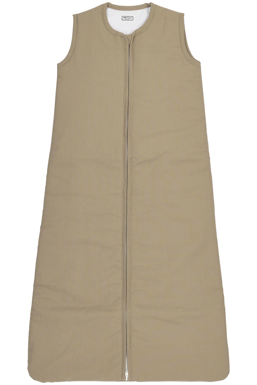 Schlafsack Uni - Taupe - 70cm