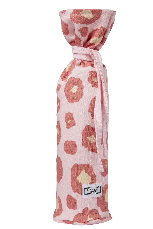 Kruikenzak Panter - Pink - 13xh35cm