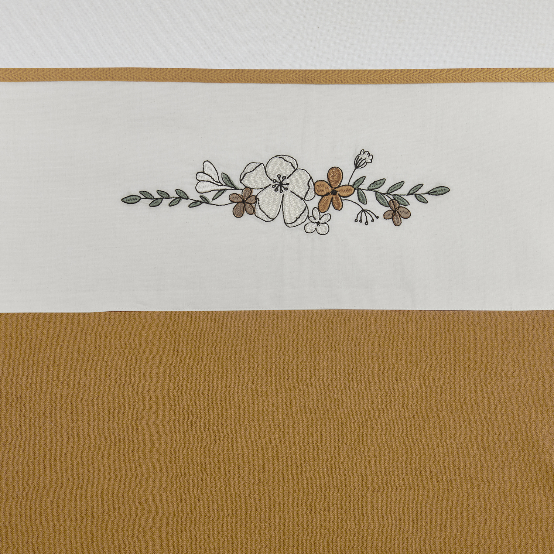 Ledikantlaken Floral - 100x150cm