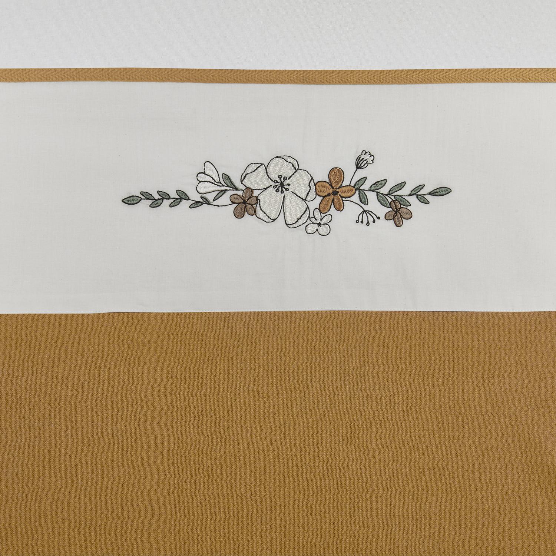 Cot Bed Sheet Floral - 100X150cm