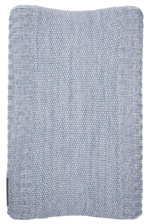Aankleedkussenhoes Woezel&Pip - Blauw - 50x70cm